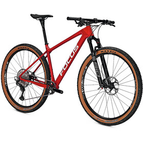 FOCUS Raven 8.8, barolo red